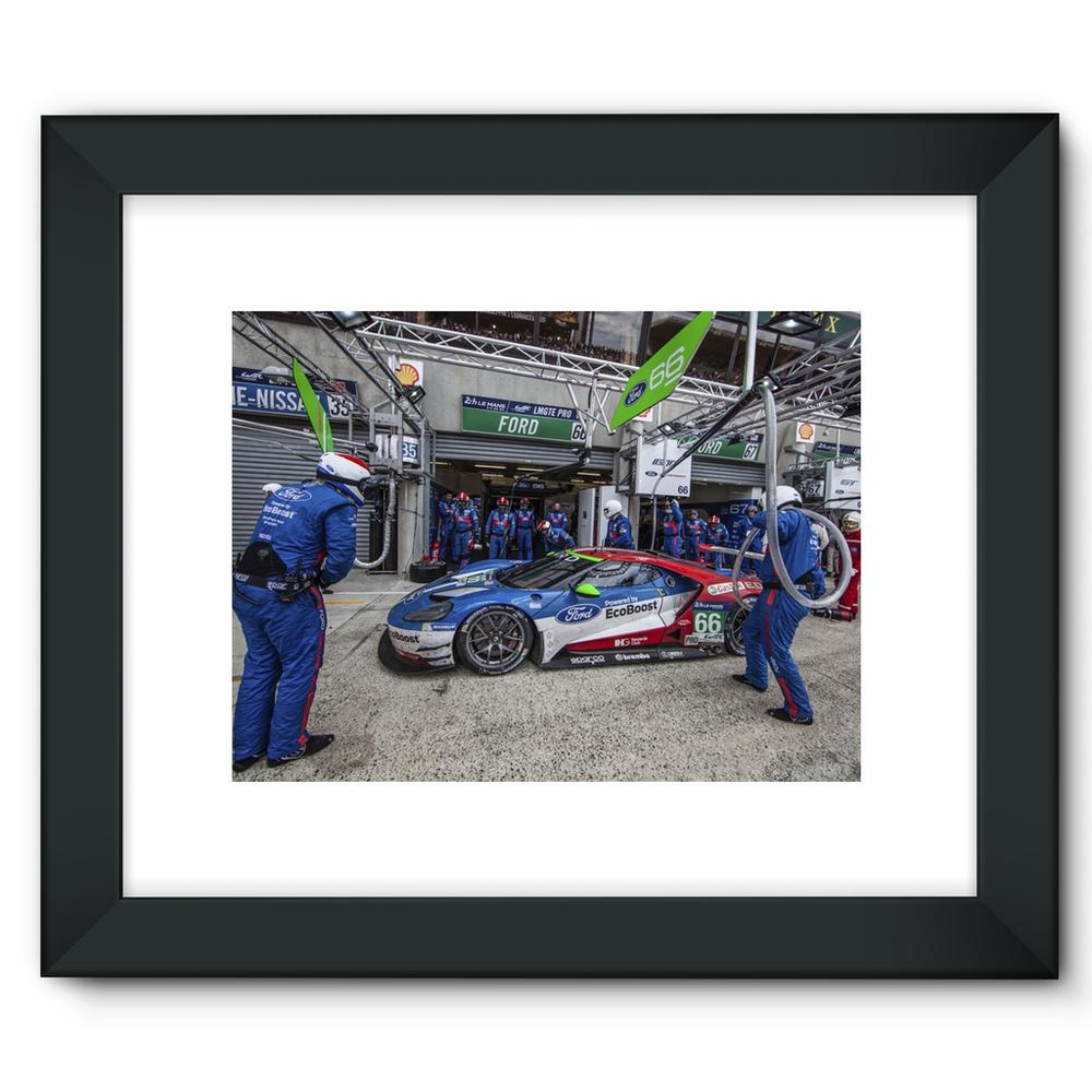 Pit Stop - Racing Ford GT | Motorstore Gallery