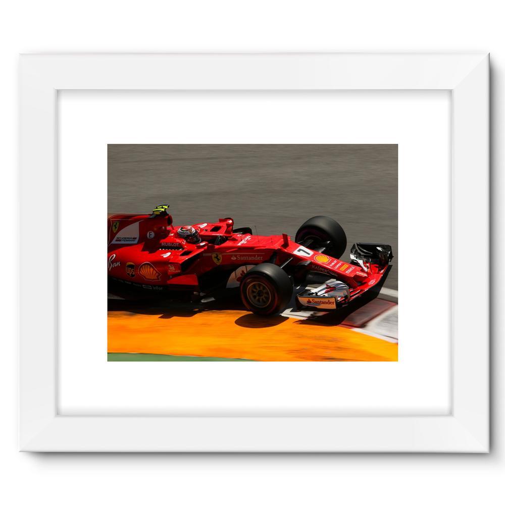 Kimi Raikkonen, Ferrari SF70H   Motorstore Gallery