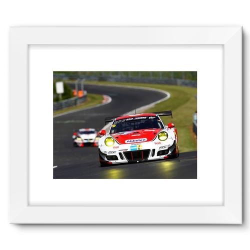 30 Frikadelli Racing Team, Porsche 991 GT3-R | White
