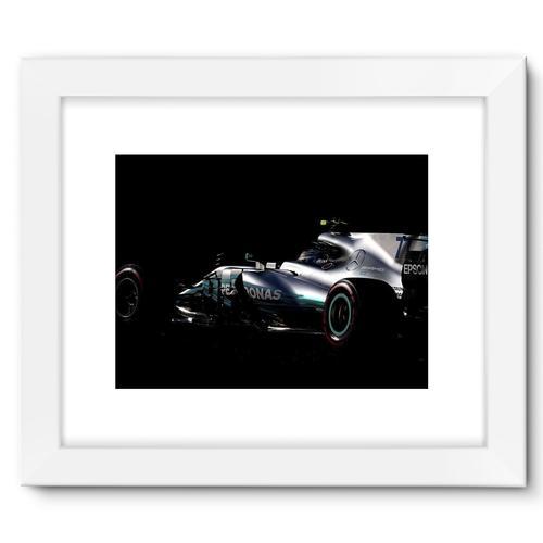 Valtteri Bottas, Mercedes AMG F1 F1 W08   White